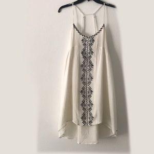 Volcom white dress